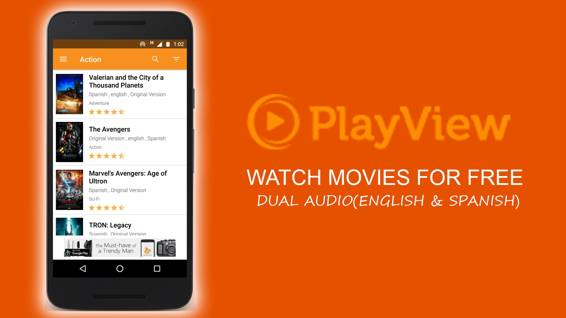 descargar play view premium apk